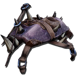 Ankylo Saddle